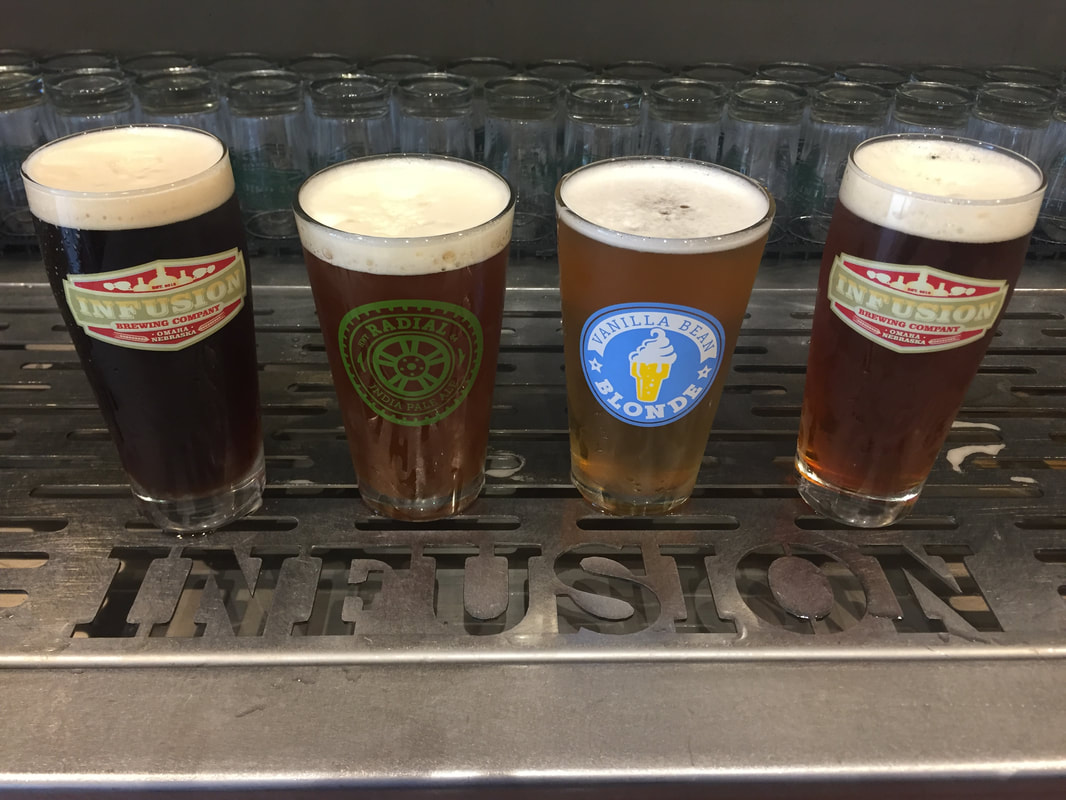 Infusion Brewing Beers