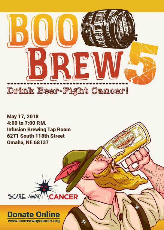 Scare Away Cancer Boo Brew 5
